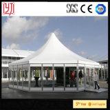 Sechseckige Pavillion-Zirkus-Zelt-herrliche marokkanische Zelte für Verkauf