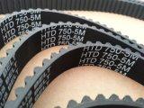 Cinghia di sincronizzazione di gomma per industria