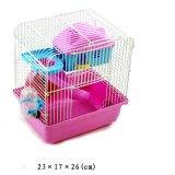Kleiner Herberge-Hamster-Rahmen-Hamster-Rahmen-Doppelt-Hamster-Rahmen