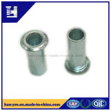 鋼鉄靴の使用のための十分に管状のリベット亜鉛