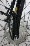 250W bicis eléctricas del motor 36V de litio de la ciudad sin cepillo de la batería con la visualización del LCD (JSL036G-3)