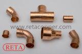 HvacrのためのU-Bendの銅の付属品