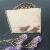 Espejo translúcido modificado para requisitos particulares/vidrio laminado del espejo/espejo decorativo con las rayas blancas