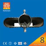 60W-180W boîtier élevé de réverbère du transfert thermique DEL