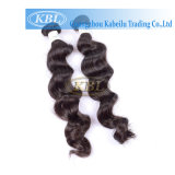 Выдвижение волос Kbl Unprocessed Remy может покрасить и проутюжить