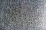 Polyester-Drapierung-Ebenen-nachgemachtes Leinenvorhang-Gewebe 100%