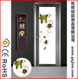 문 내각을%s 높은 광택 있는 PVC 장식적인 필름