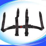 Vier-Punkt einfacher Sicherheitsgurt für Bus-Sitz (XA-026)