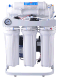 Фильтр воды обратного осмоза 7 этапов с Pressue Gague