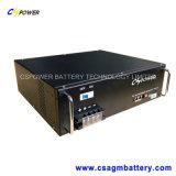 Глубокая батарея лития 24V 100ah Dod LiFePO4 с Ce, UL