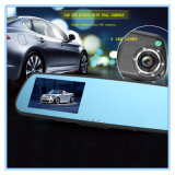 Review Camera Mirror 1080P Video Recorder DVR carro com 6 LED Light Night Vision