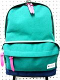 Fashion School Student Bag avec sac à dos de randonnée pédestre en coton (# 20019)