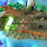 Macchina ambientale del gioco della Tabella della sabbia dello spazio