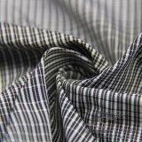 ماء & [ويند-رسستنت] خارجيّ ملابس رياضيّة إلى أسفل دثار يحاك نسيج مربّع جاكار 100% بوليستر أسود مغزول فتيل بناء ([فج019])