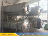 Retorta giratória do Sterilizer da água Dn1200X3600 (tipo giratório controle da autoclave do PLC)
