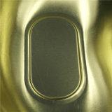 Rectángulo de encargo de la hojalata del regalo/rectángulo del metal (B001-V25)