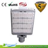 Indicatore luminoso di via della lampada 200W LED del giardino della strada del fornitore LED