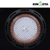 Luz de la bahía del UFO de Kingeta LED alta