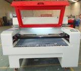 Cortador 1610 do gravador do laser da máquina de gravura da luva de couro