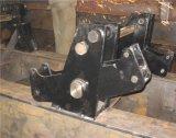 Reboque Semi- Flatbed 2axles da alta qualidade 40feets (pneumáticos dobro)