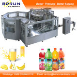 Máquina de tapar enchimento de garrafa de suco
