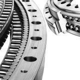 Rolamento de giro da escavadeira, rolamento de roda de turbina eólica, rolamento de rotação de rolo transversal de uma fileira