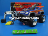 ¡2014 nuevo! ¡! Toy teledirigido Car 4CH R/C Car Toy con Charge y Battery (ORANGE BLUE) (0272129)