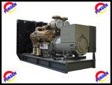 Cummins Engine著動力を与えられる600kw/750kVA無声ディーゼル発電機
