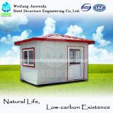 Casa de protetor da casa ou caixa de sentinela móvel pré-fabricada