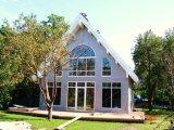 조립식 Wooden House 또는 Villa W3938