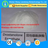 Esteróides anabólicos Injectable naturais Drostanolone Enanthate CAS 472-61-145 de Masteron Enanthate