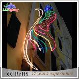 Ce RoHS keurde het Licht van Pool van de Decoratie van de Openlucht LEIDENE Straat van Kerstmis goed