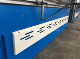 125t 2500mm 유압 Nickelclad CNC 구부리는 기계