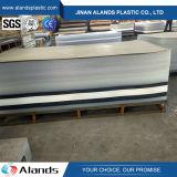 1250 x 2450 (4X8) 1.8m m para el color echar la fábrica de acrílico de Jinan de la hoja