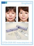 Singfiller Vernetzte Bd 1.0prtc Spritze Anti-Falten-Gesichts Hyaluronsäure Injektion