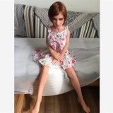 Doll van de Liefde van het Meisje van sproeten Ondergeschikt Levensecht Echt voor Mannetje (110cm)