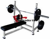 オリンピック平らなベンチ(FW-2001)のための体操装置