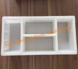 Konkreter Ziegelstein-Plastikform (MZ002)