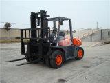 6t de Dieselmotor van China Isuzu met De Vorkheftruck van het Ce- Certificaat
