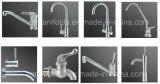 Bacia do aço inoxidável & plataforma clássicas Mounted&Nbsp; Faucets