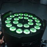 24 * 10W 4in1 LED de la etapa de iluminación interior LED PAR LED (HL-030)