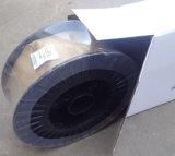 Fio de soldadura protegido gás do CO2 (ER70S-6)