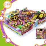 Castelo do jogo dos miúdos, equipamento interno macio do campo de jogos para crianças