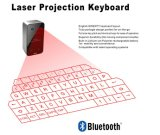 Clavier virtuel sans fil de projection de laser de Bluetooth