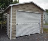 Construcción de acero de la casa prefabricada para el Carport