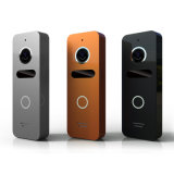 ホームセキュリティーメモリのビデオドアの電話4.3インチの戸口の呼び鈴の通話装置の