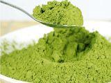 Polvere di Matcha per l'additivo alimentare