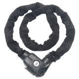 먼지 방지용 커버를 가진 높은 안전 2 바퀴 안전 사슬 자물쇠