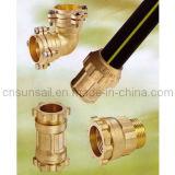 Kompressions-Befestigungen für PET Rohr (HJFC300)