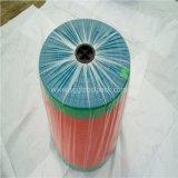 Verpackenzwiebelen-Ineinander greifen-Beutel-Gewebe in der Rolle